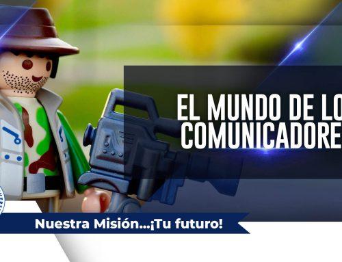 El mundo de los comunicadores