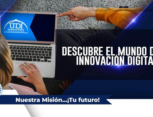 Descubre el mundo de la innovación digital