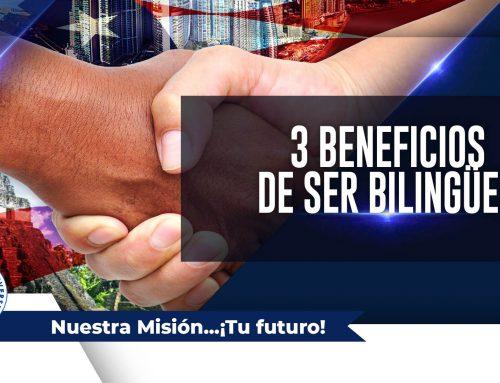 Beneficios de ser bilingüe